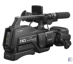 Sony HXR-MC2500E Camcorder leasen